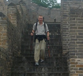 How to walk the Great Wall