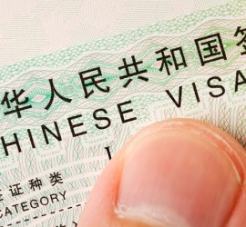 How to get a visa for walking the Great Wall
